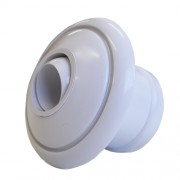 Spa Electrics White Push in Eyeball for 50mm Pipe (Concrete) SE704W
