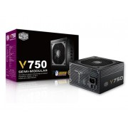 Napajanje 750W Cooler Master V750 80 PLUS Gold Full Modular, RS750-AFBAG1-EU