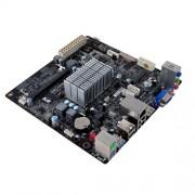 Tarjeta Madre ECS BAT-I/J1800 con Celeron Dual Core J1800 / HDMI Mini-ITX