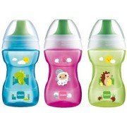 MAM 270 ml Nappflaska – Fun To Drink Cup 8+mdr