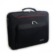 "Carry Case, Luckysky 15.6"", Black/Red"