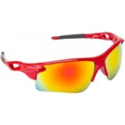 Attitude Works Wayfarer Sunglasses(Red)