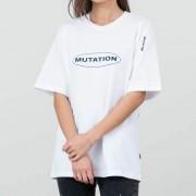 "Converse x Perks and Mini ""Mutation"" Graphic Tee White"