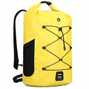 RHINOWALK Waterproof Cycling Backpack 25L Travel Backpack Outdoor Camping Backpack - Yellow