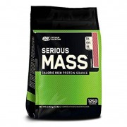 Optimum Nutrition Serious Mass Strawberry 5,45kg