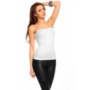 Dámský bílý top Katia Fashion