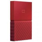 WD Disco duro WD rojo My Passport WDBYFT0020BRD 2 tb
