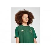 New Balance Republic of Ireland Pre-Match Shirt Junior - Green - Kind