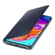 Samsung Wallet Cover Galaxy A70 Black