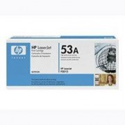 Hp Q7553a Black Toner For Hp Laserjet P2015 3k Genuine