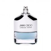 Jimmy Choo Urban Hero eau de parfum 100 ml Tester uomo