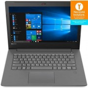 "Laptop Lenovo 330-15IKB (Procesor Intel® Core™ i3-8130U (4M Cache, up to 3.40 GHz), Kaby Lake R, 15.6""FHD, 8GB, 256GB SSD, Intel UHD Graphics 620, FPR, Free DOS, Gri)"