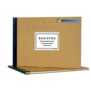 Registru control financiar preventiv propriu, coperta carton gros-hartie