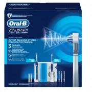 Oral-B ORAL B PROFESSIONAL CARE CENTRO DENTARIO OXYJET + RECARGAS 4 UNIDADE(S) + PRO ESCOVA DE DENTES ELETRICA 2000 + RECARGAS 3 UNIDADE(S)