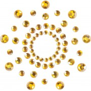 Copricapezzoli adesivi Bijoux Indiscrets Mimi Oro