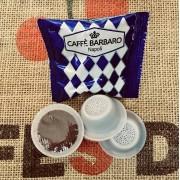 Barbaro 100 Capsule Bialetti Compatibili Caffè d'Italia Barbaro Cremoso