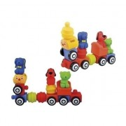 Jucarie K's Kids Popbo Train Set KA10654