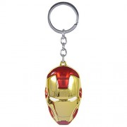 Iron man Avengers Metalic Chain Key Ring, Metal Keychain, Gift for Boys And Gift For Kids