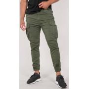 Alpha Industries Airman Vintage Pants Green 32