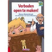 Samenleesboeken: Verboden open te maken! - Bianca Mastenbroek