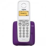 Безжичен DECT телефон Gigaset A230, Лилав, 1015122