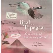 Raaf en Papegaai: Naar het land van de rijzende zon - Li Lefébure