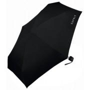 Esprit Umbrelă pliabilă pentru femei Petito Black Diamond