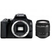 Canon EOS 250D + EF-S 18-55mm F/3.5-5.6 DC III - NERO - 2 Anni di Garanzia in Italia