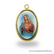 Mária szíve érem
