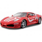 Bburago Modelauto Ferrari F430 1:24 - Action products