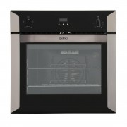 Belling BI60FP Stainless Steel Single Built In Electric Oven