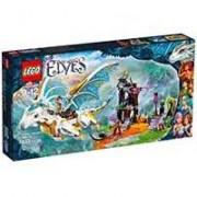 LEGO Elves kocke - Spasavanje Elandre kraljice zmajeva 41179
