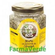 Miere cu Seminte de Canepa 200 gr Solaris Plant