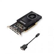 VGA HP Nvidia Quadro P2000 5GB 4xDP 1.4