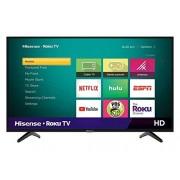 "Hisense 32H4000FM Serie 4. 32"" HD, Smart TV, Roku TV, HDR, Roku Search, (2019) (32"") (Renewed)"