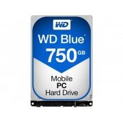 """Western Digital WD7500BPVX Hårddisk 2.5"""" 750 GB Blue™ Mobile Bulk SATA III"""