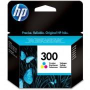 HP 300 (CC643EE) gyári tintapatron - színes