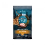 Purina ONE True Instinct Natural Real Chicken Plus Vitamins & Minerals Grain-Free Dry Cat Food, 6.3-lb bag