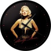 Ceas de perete - Marilyn Monroe - Ø31 cm