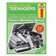 Haynes Explains Teenagers, Hardback Book