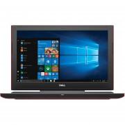 "Laptop Gamer Dell Notebook 15.6"" 5587 i7-8750H 8GB 1TB 128SSD GTX1050Ti 4gb ROJO"