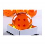 Esfera Del Dragon De 4 Estrellas Tamaño Real 7.5 Cm