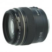 Canon EF 85mm 1:1.8 USM negro - Reacondicionado: como nuevo 30 meses de garantía Envío gratuito