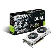 ASUS GeForce GTX 1060 Dual OC (3GB GDDR5/PCI Express 3.0/1569MHz-1809MHz/80