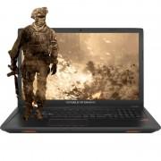 Laptop Asus ROG GL753VE-GC016 17.3 inch Full HD Intel Core i7-7700HQ 8GB DDR4 1TB HDD nVidia GeForce GTX 1050 Ti 4GB Black