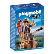 PLAYMOBIL Pirate Captain Playset