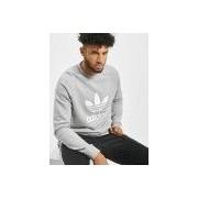 adidas Originals / trui Trefoil in grijs - Heren - Grijs - Grootte: 2X-Large