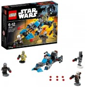 Lego Star Wars 75167 Bounty Hunter Speeder Bike Battle Pack