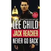 Jack Reacher: Never Go Back, Paperback/Lee Child