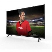 """TCL Televisión Tcl 43dp600 Smart Tv 43"""" 4k Hdr 1200 Hz Dolby Audio"""